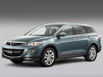 Компания Mazda обновила кроссовер CX-9